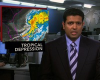 News Wrap: Tropical Storm Debby Heads to Atlantic Ocean