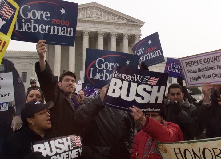 Bush v. Gore (2000)