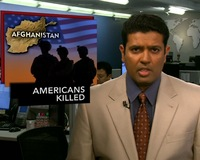News Wrap: Taliban Attack Kills Six U.S. Troops in Afghanistan