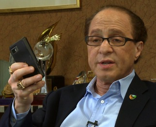 Watch an online-only interview with Ray Kurzweil.