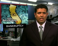 News Wrap: San Bernardino to File for Bankruptcy