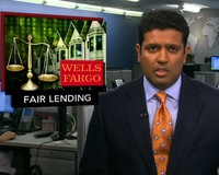 News Wrap: Wells Fargo Settles on Minority Lending Scam