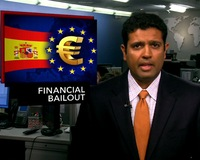 News Wrap: Spain Passes Austerity Measures to Fix Debt Crisis, Citizens Protest