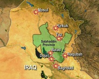 15 Iraqi Cities Suffer Bomb Attacks as Al-Qaida Warns of New Offensive