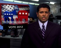 News Wrap: Presidential Campaigns Resume After Weekend Hiatus