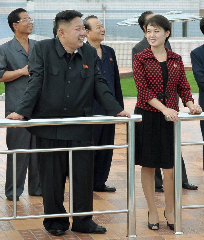 Kim Jong Un's Wife