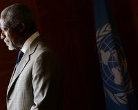 Finding No Peace Solution to Syria Conflict, Kofi Annan Quits Post as U.N. Envoy