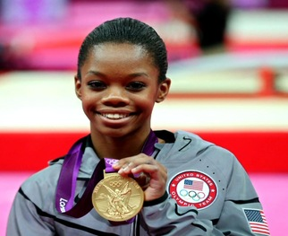 <strong>RELATED VIDEO --&nbsp;</strong>Historic Win for U.S. Gymnast Douglas; U.K. Claims Its First Gold of the Games