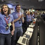 Mars Rover Mission Team Celebrates First Birthday