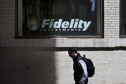 Fidelity Investments branch