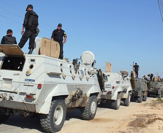RELATED VIDEO -- Instability on Sinai Border Poses Challenge for New Egyptian Government
