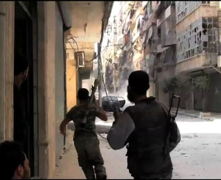 RELATED VIDEO -- 'Grim Routine' Sets in For Rebel Opposition As Aleppo Battle Reaches Three Weeks
