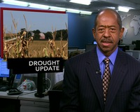 News Wrap: Worsening Drought in Farm States Drives Up Food Prices
