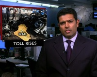 News Wrap: Coordinated Bombings and Shootings Throughout Iraq