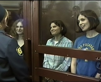 <strong>RELATED VIDEO</strong> --&nbsp;Jailhouse Rock: Russian Court Gives Punk Band Pussy Riot Two Years in Prison