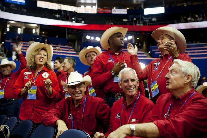 Colorado Delegates