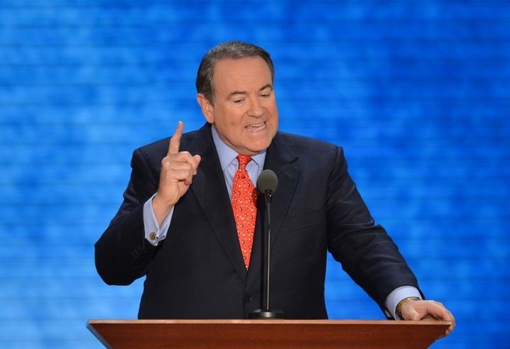 Former Ark. Gov. Mike Huckabee