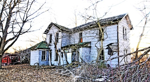 Fixer Upper house