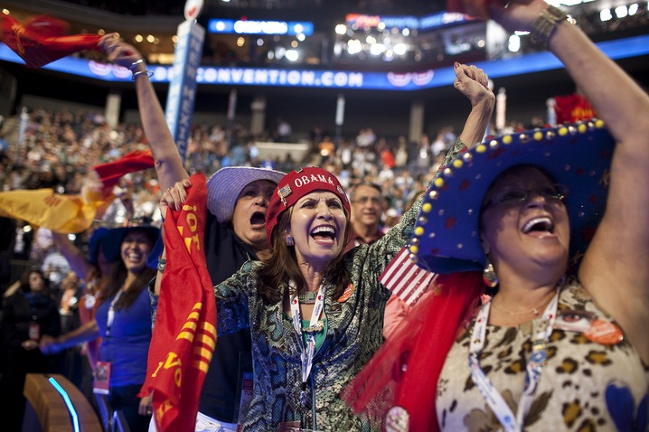 New Mexico Delegates