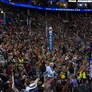 Clinton, Warren Rev Up DNC Crowd for Main Event: Obama to Take Stage