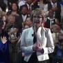 Former Rep. Gabrielle Giffords Recites Pledge of Allegiance on Day Three of DNC