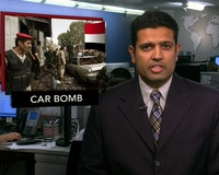 News Wrap: Yemeni Defense Minister Narrowly Escapes Death in Car Bomb Explosion
