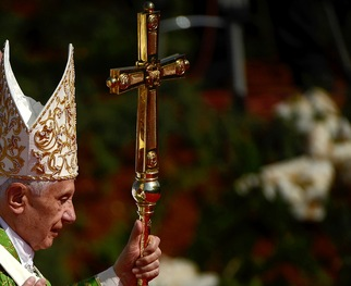 Pope in Lebanon: 'Love One Another'