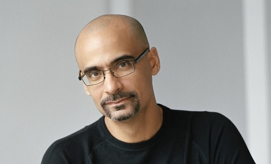 Junot Diaz; photo by Nina Subin