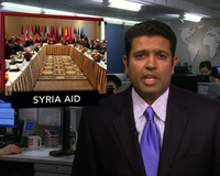 News Wrap: 'Friends of Syria' Bolster More Global Support for Syrian Opposition