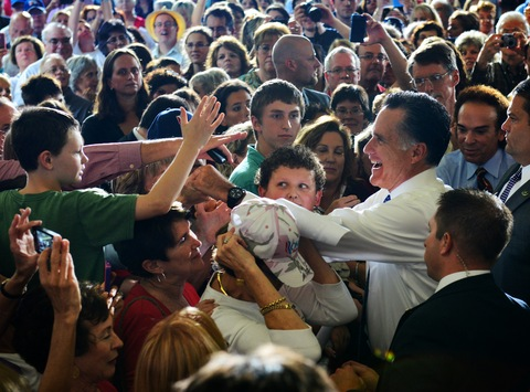 Mitt Romney; photo by Bill O'Leary/The Washington Post via Getty Images