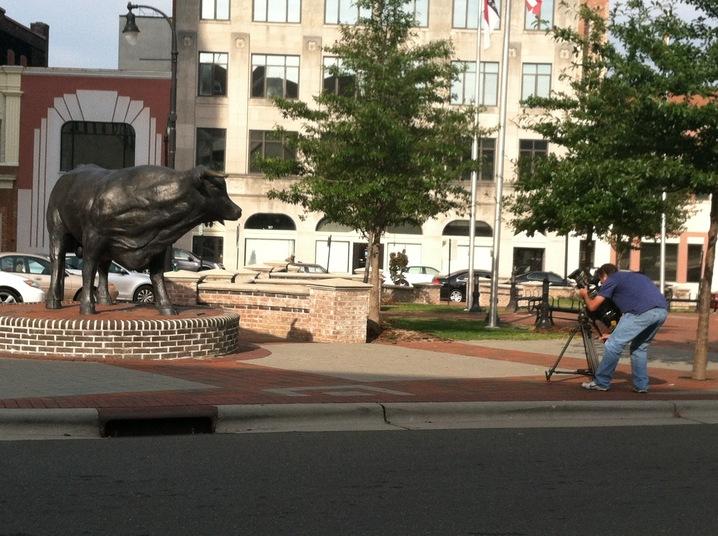 Durham, or Bull City