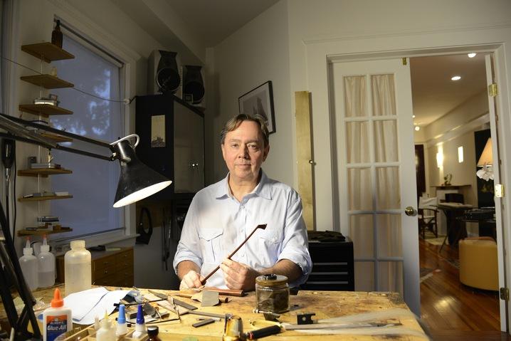 Benoit Rolland, Bow Maker