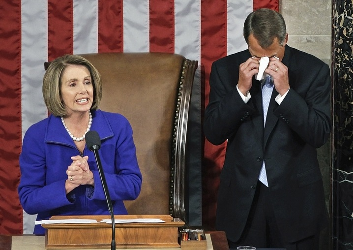 EMOTIONAL BOEHNER