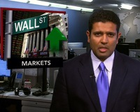 News Wrap: Wall Street Stocks Rise on New Jobs Numbers