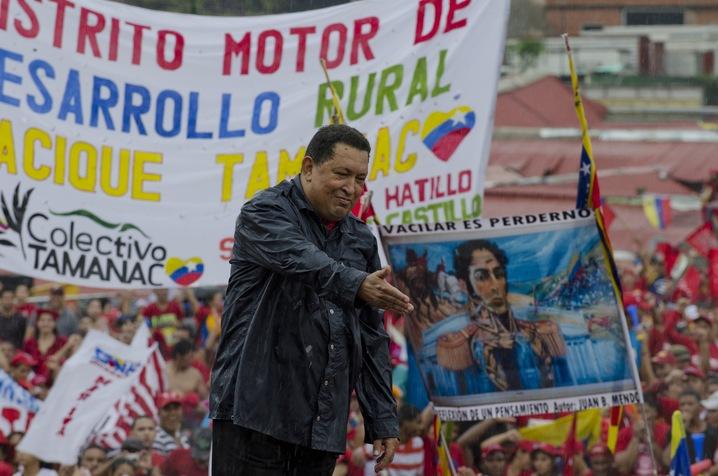 Chavez Wins