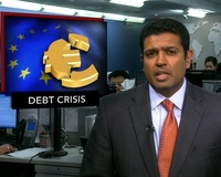 News Wrap: International Monetary Fund Urges Europe to Deal with Debt Crisis