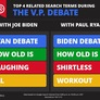 Google This 'Malarkey': 'How Old Is' Joe Biden, Paul Ryan