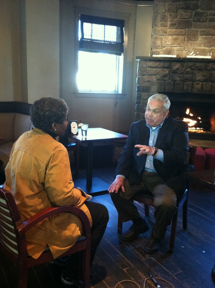 Mayor Menino Backs Warren