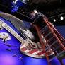 Clinton Backs Obama, Perot Endorses Romney as Candidates Set to Debate