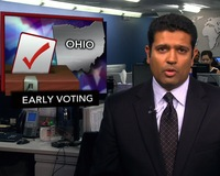 News Wrap: Supreme Court Rules on Ohio Voting Law, Won't Block Early Voters