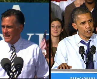 <strong>After Brisk Debate, Romney and Obama Appeal to Female Voters in Swing States --&nbsp;</strong>The day after a feisty town hall debate in Hempstead, N.Y., Mitt Romney flew to Virginia and President Obama to Iowa, but distance didn't stop attacks between the two. Judy Woodruff gets analysis from the Washington Post's Karen Tumulty and The Associated Press' Julie Pace about the candidates' goals post-debate, as well as their strategy to target women voters.