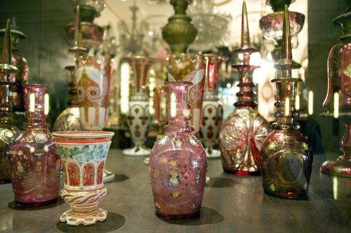 Then: Perfume Bottles