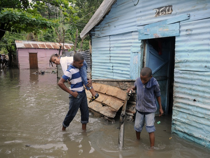 Santo Domingo Floods