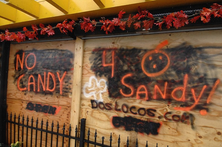 No Candy for Sandy