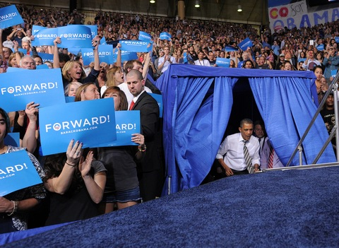 President Obama; photo by Jewel Samad/AFP/Getty Images