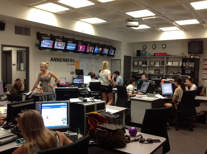 USC Annenberg TV News