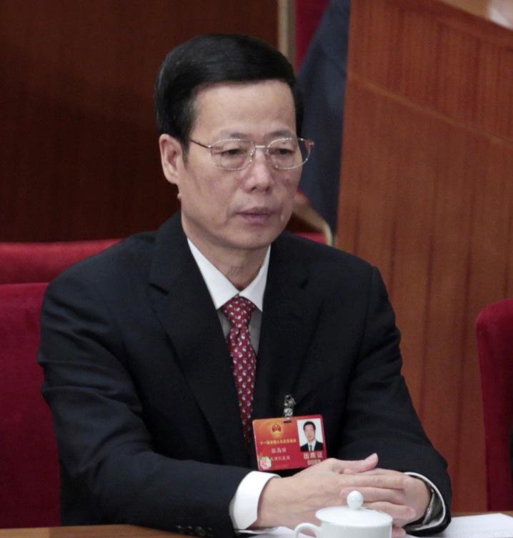 Zhang Gaoli