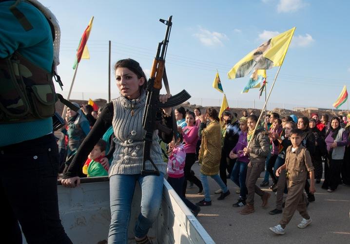 Kurdish Activists