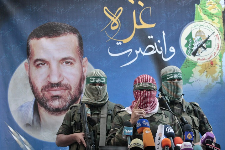 Hamas, Ready for Its Close-Up