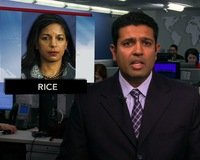 News Wrap: Ambassador to the U.N. Susan Rice Addresses Senate Critics